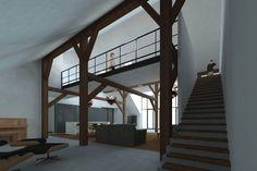 Verbouw woonboerderij in Zwolle