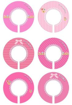 Items similar to Closet Dividers Baby Organizer Girl Baby Shower Gift Nursery Room Decor Kids Hanger Rack Infant Round Doily Blonda Pink on Etsy Baby Closet Dividers, Kid Closet, Kids Hangers, Hanger Rack, Nursery Room Decor, Baby Shower Gifts, New Baby Products, Handmade Gifts, Infant