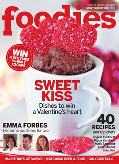 Foodies Magazine February 2012