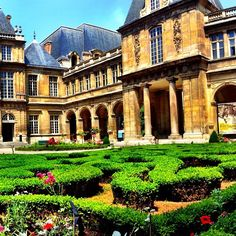 """Musée Carnavalet in Paris, Île-de-France. """"Nestled in the heart of Le Marais and opened since 1880, this fantastic museum depicts the history of Paris from its very beginnings to our day and is located in a lovely 11th century mansion. Not to be missed for the hardcore Paris lovers, or the neophyte."""""""