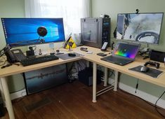 Play and Work : battlestations
