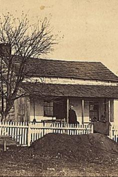 Meades HQ at Gettysburg