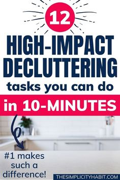 Clutter Organization, Household Organization, Home Organization Hacks, Organizing Tips, Decluttering Ideas, Declutter Home, Declutter Your Life, House Cleaning Tips, Cleaning Hacks