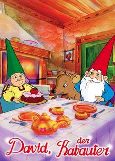 David der Kabauter - #Zeichentrickserie von früher - Tief in den Wäldern leben die Kabauter, kleine Zwerge mit hohen Zipfelmützen. Sie können die Sprache der Tiere verstehen und leben im Einklang mit der Natur. Hier geht es zur #Zeichentrickserie bei kinderkino.de: http://www.kinderkino.de/serien/david-der-kabauter/