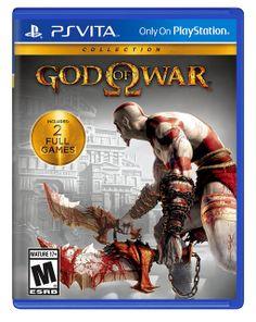 God of War Collection na PS Vita por PlayStation.Blog, via Flickr