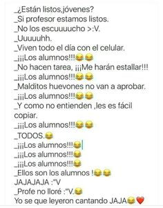 Read 35 from the story Memes sobre la escuela by with reads. Funny Spanish Memes, Funny Memes, Jokes, Meme Meme, Wattpad, Naha, Best Memes, Instagram, Youtube Humour