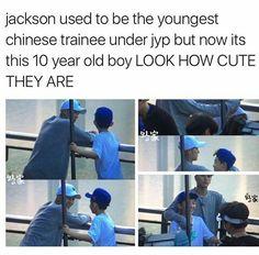 Very cute indeed. I'm so jealous. I wish I had a big bro