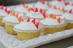 Clara's Dragon Party | Young House Love - so many cute details on this dragon theme.