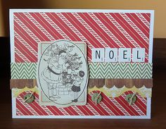 Super cute card by @Jenn L Larson using Echo Park Paper's This & That Collection.
