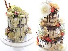 Image result for naked cake
