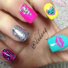 Instagram photo by dndang #nail #nails #nailart | See more nail designs at http://www.nailsss.com/...  | See more nail designs at http://www.nailsss.com/acrylic-nails-ideas/2/