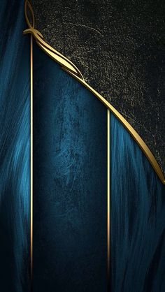 Beautiful gold, blue and black materials in different textures. Gold Wallpaper Border, Ps Wallpaper, Phone Wallpaper Design, Black Wallpaper Iphone, Cellphone Wallpaper, Colorful Wallpaper, Galaxy Wallpaper, Pattern Wallpaper, Paisley Wallpaper