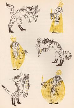 Hans Fischer, Puss in boots