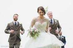 Bride & Groom. Bridal Party. Hush Venues Norfolk Outdoor Wedding Venue. Norfolk Wedding Photographer. www.jameskphoto.co.uk