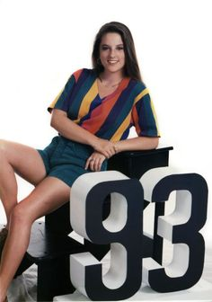 Italian Sex Symbol: 50 Stunning Pics of Sabrina Salerno in the and ~ Vintage Everyday Fashion Styles, Fashion Outfits, Womens Fashion, Sabrina Salerno, Slouch Socks, Define Fashion, Fluorescent Colors, Italian Actress, Popular Outfits