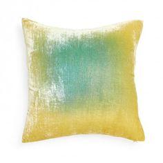 Kevin O'Brien Ombre Velvet Pillow #abcDreamSpace