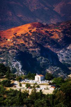 Ancient Lappa, Crete, Greece