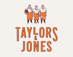 """Check out this @Behance project: """"Taylors & Jones"""" https://www.behance.net/gallery/12840029/Taylors-Jones"""