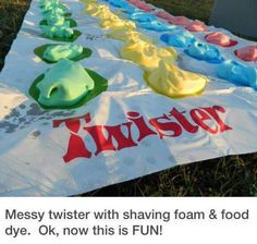 39 Slumber Party Ideas To Help You Throw The Best Sleepover Ever 2019 Play Twister with a messy twist! 39 slumber party ideas with a twist The post 39 Slumber Party Ideas To Help You Throw The Best Sleepover Ever 2019 appeared first on Birthday ideas. Sleepover Party, Slumber Parties, Sleepover Crafts, Teenage Parties, Fun Sleepover Activities, Slumber Party Ideas, Sweet 16 Sleepover, Teen Pool Parties, Birthday Sleepover Ideas