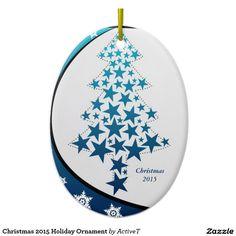 Christmas 2015 Holiday Ornament