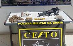 NONATO NOTÍCIAS: SERRINHA: GUARNICÃO DA CETO RECUPERA METRALHADORA ...