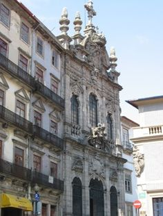 Igreja da Misericordia - Porto