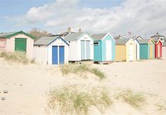 SSH805 http://www.norfolkproduction.co.uk/location-details.aspx?location=ssh #seaside #norfolk #beachhuts #sand #coast #marshes