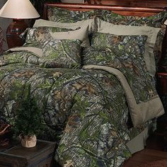 mossy oak obsession camo bedding - Camouflage Bedding