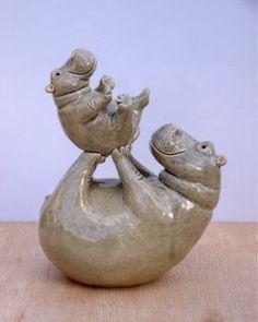 Mummy's Little Bundle by Hippopottermiss