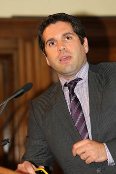Steven Gold, CFO Energold Drilling.  Source: http://www.miningontop.com/africa/2013