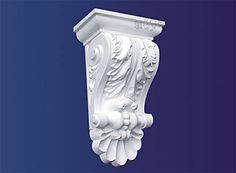 Gypsum Pillar Decoration and Design