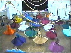 Sufí a sufíjské tance
