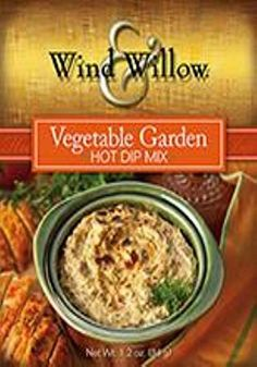 Vegetable garden hot dip mix, from Wind & Willow.