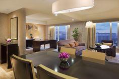 Diplomat Suite Living Room,Grand Hyatt Beijing Hotel, Business Travel to Beijing