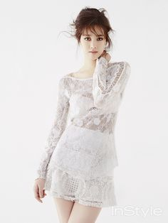 2014.06, InStyle, Jin Se Yeon