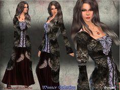 Bereth's Medieval Fashion,Winter Solstice
