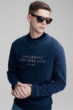 mensfashionworld: Saturdays Surf NYC... - Monde Des Hommes - Menswear Archive