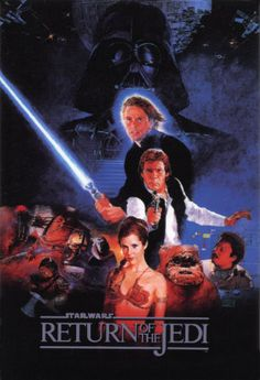 Star Wars - From the earliest memories of my youth, there was Star Wars, and don't forget the Ewok series, that should never be left out.