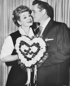 Lucy and Desi (1956)