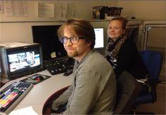 Kiinnostava juttu ja mageet loppukuvat. Aleksi Närvä ja @HannaMahlamaki editissä. #astudio #ylelle by @kristataubert