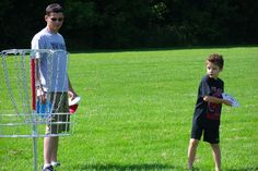Become a disc golf pro in no time.