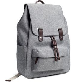 Rucksacks are everywhere. Can we improve them
