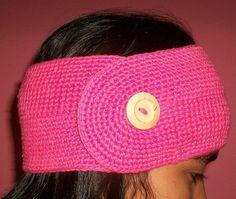 Bandana Kory Crochet
