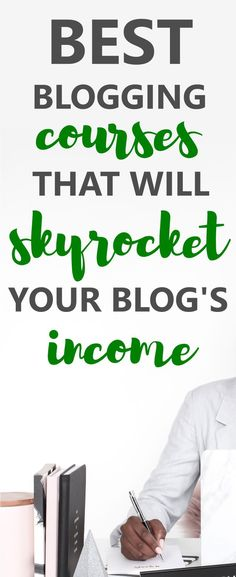 Are you looking for new ways of increasing your blog's income? These 3 courses are the reason why my blog stands out and I can make over $1,500 from my blog. Blogging courses, how to make money blogging, building a framework, how to start a blog, affiliate marketing, strategies worth sharing