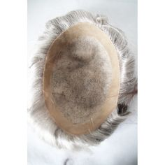 French fine lace base with poly coat around, hairpiece replacement system, men's wig Hair Toupee, Mens Toupee, Hair System, 100 Human Hair, Hair Pieces, Cool Hairstyles, Wigs, At Least, Mens Hair