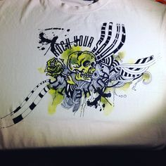 Reduce Reuse Recycle - T-shirt Recycleart