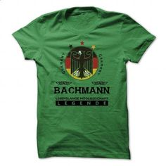 [SPECIAL] BACHMANN Life time member - #shirt ideas #tshirt decorating. ORDER HERE => https://www.sunfrog.com/Names/[SPECIAL]-BACHMANN-Life-time-member-Green-44612506-Guys.html?68278