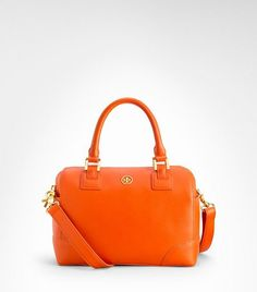 I think I need the new Robinson Satchel from Tory Burch