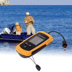 Top Quality 100M AP Electronic Portable Sonar Wired LCD Fish Finder