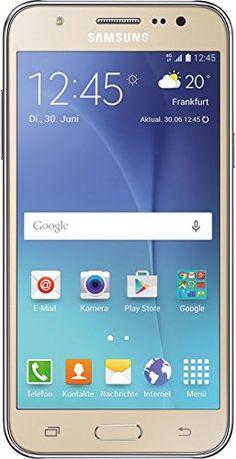 "awesome Samsung Galaxy J5 8GB 4G Oro - Smartphone (12,7 cm (5""), 1280 x 720 Pixeles, Super AMOLED, 1,2 GHz, 1536 MB, 8 GB)"